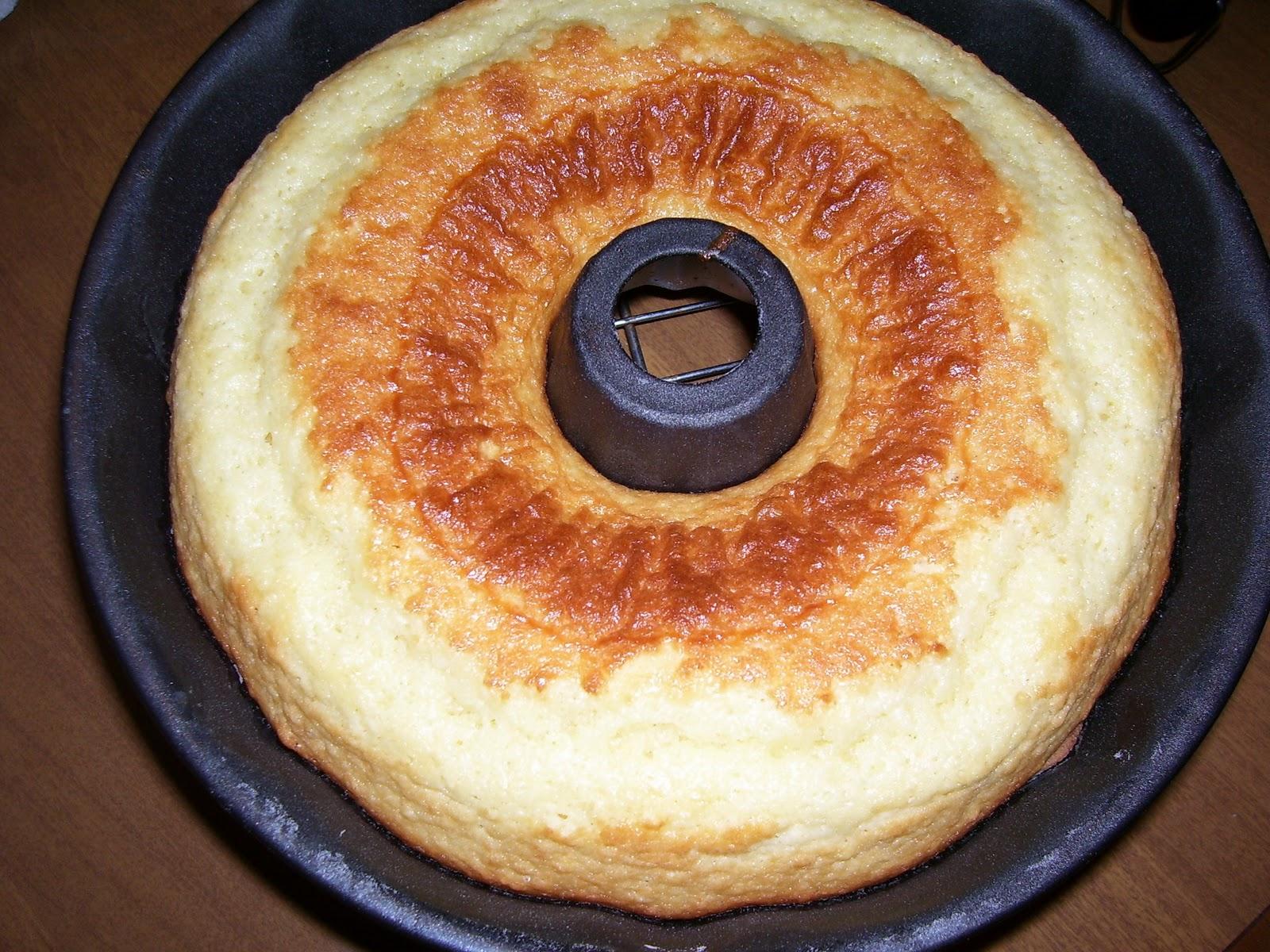 Cake with Pancake Mix