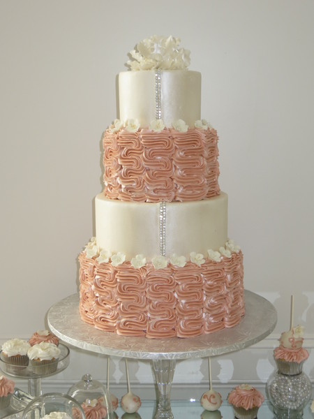 Cakes by Tammy Allen Wedding Houston