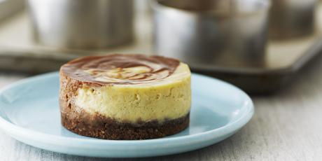 Chocolate Swirl Cheesecake Recipe