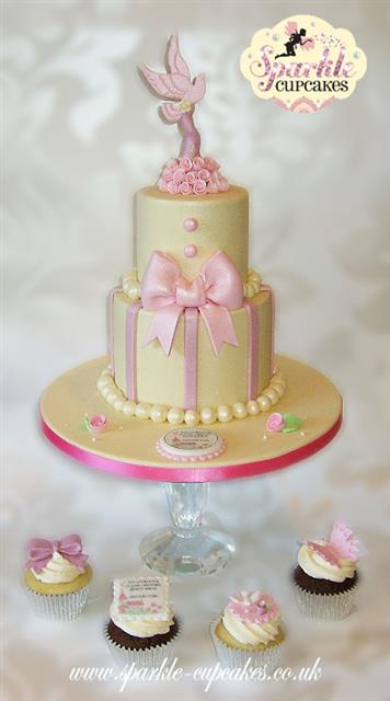 7 Photos of Luxury Baptism Cakes