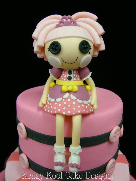 Lalaloopsy Cake Topper