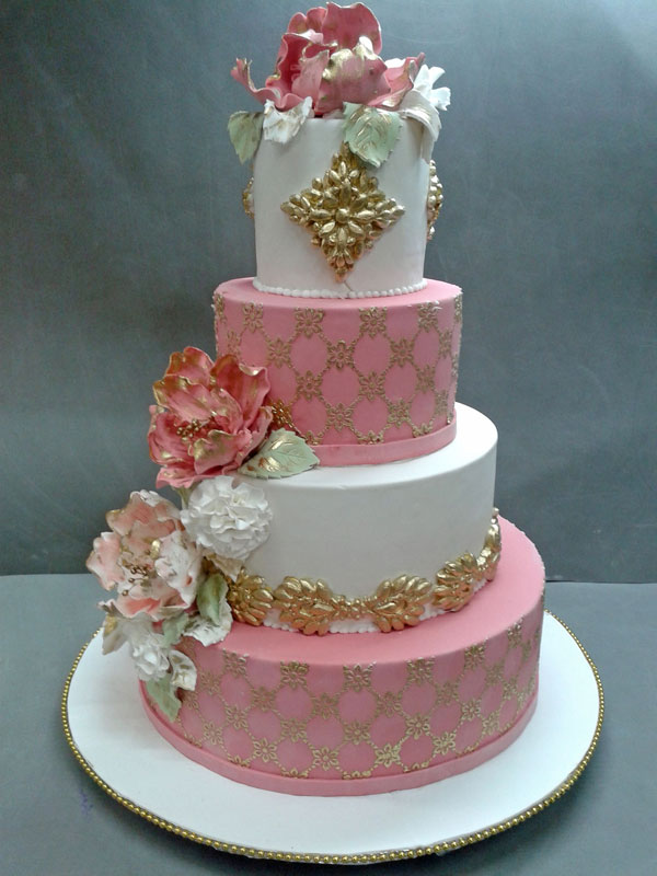 Luxury Wedding Cake Designs