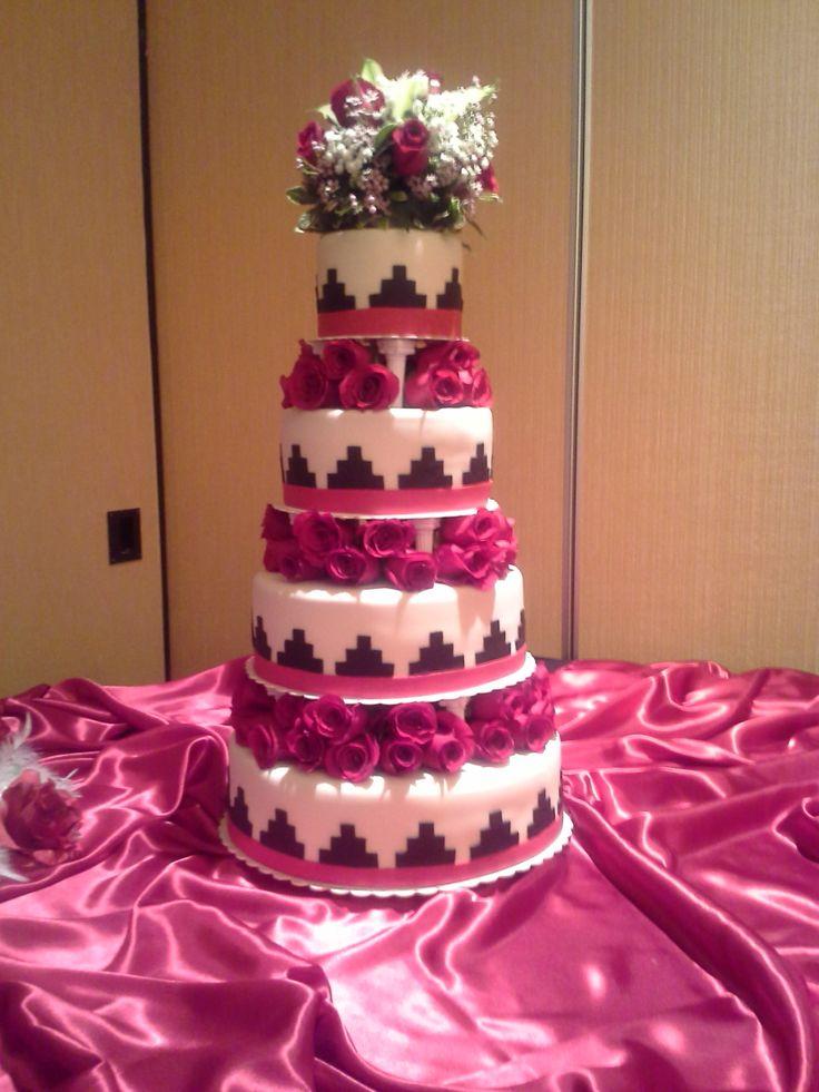 Navajo Wedding Cake Designs