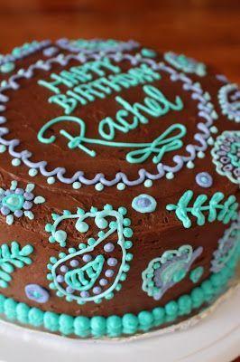 Teenage Girl Birthday Cake Ideas