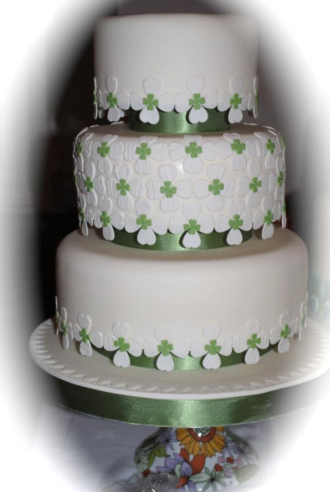 Traditional Irish Wedding Cake
