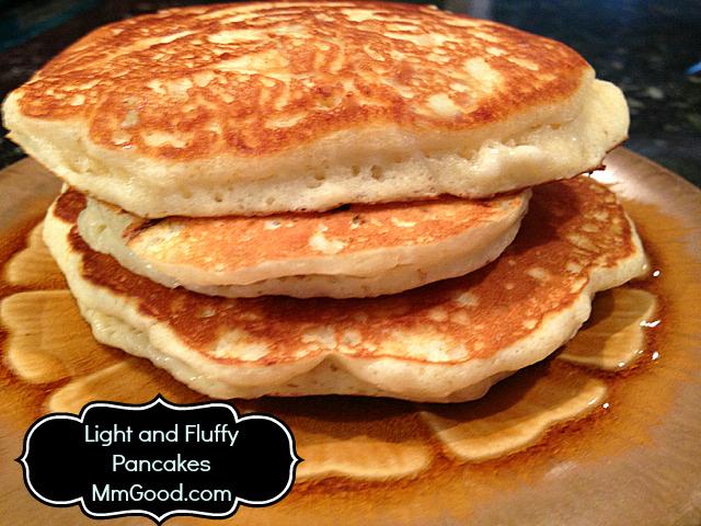 Best Homemade Fluffy Pancake Recipe