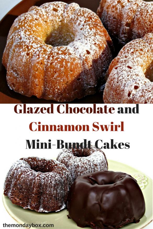 Cinnamon Streusel Swirl Bundt Cake Box
