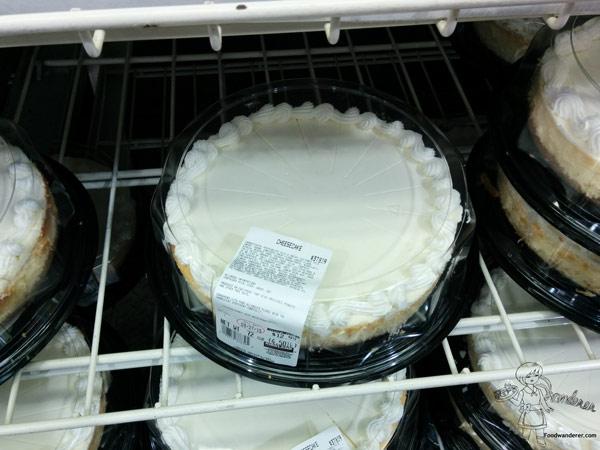 Costco Cheesecake Coffee Cake