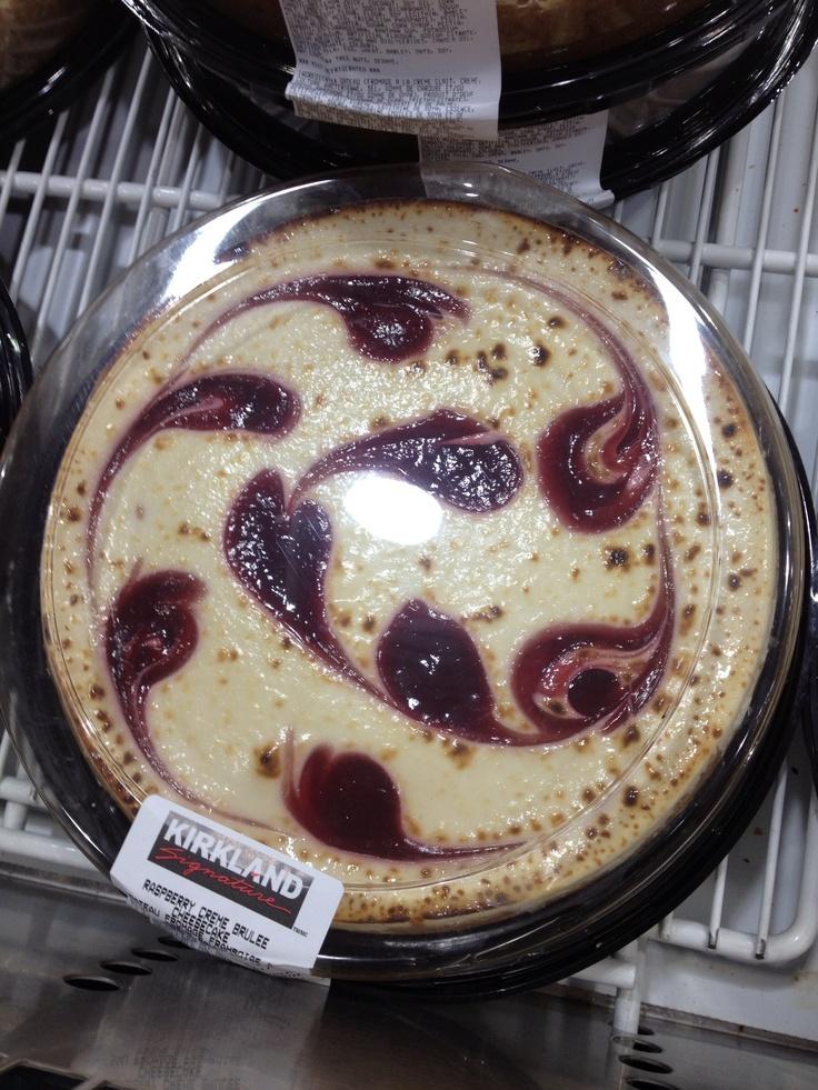 Costco Raspberry Cheesecake
