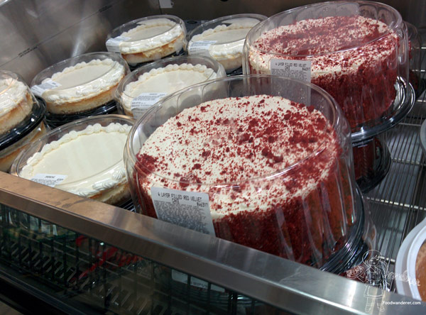 Costco Red Velvet Cake