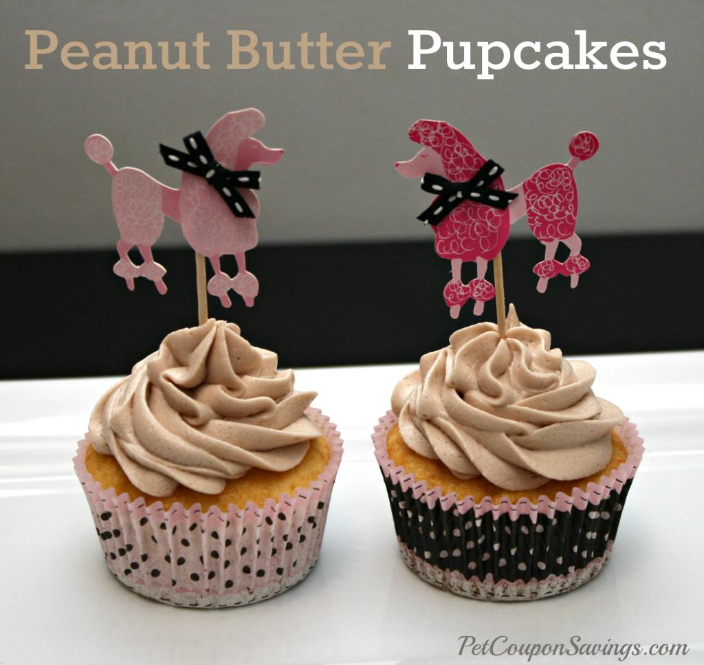 Dog Birthday Peanut Butter Cake Recipe