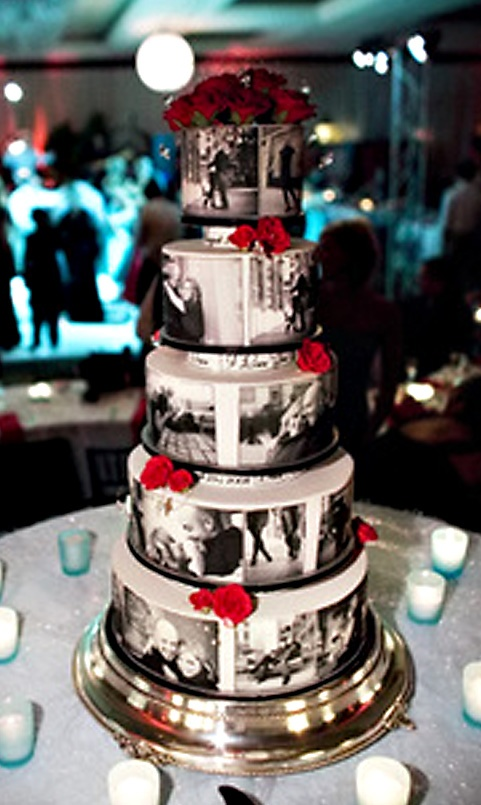 9 Photos of Unique Cakes With Edible