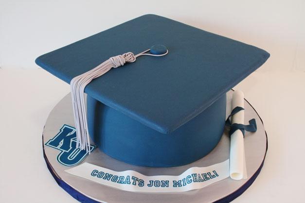 Graduation Cap Cake Ideas