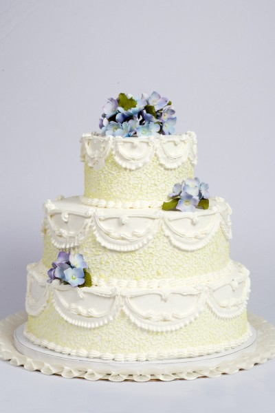 HEB Market Wedding Cakes