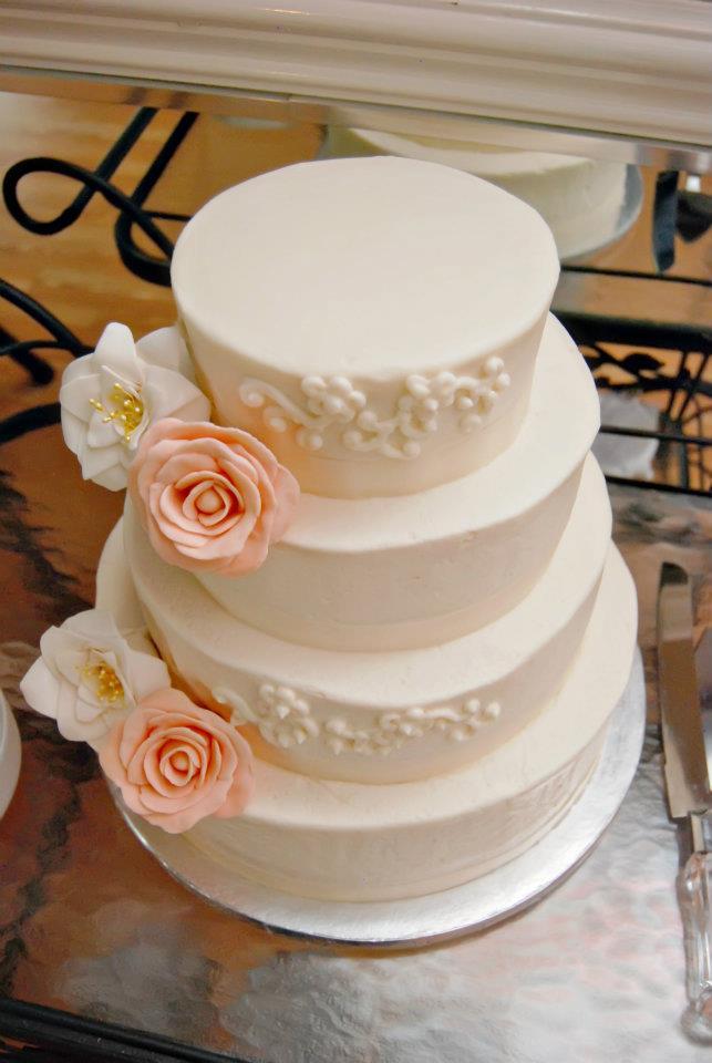 10 Photos of Bridal Cakes HEB