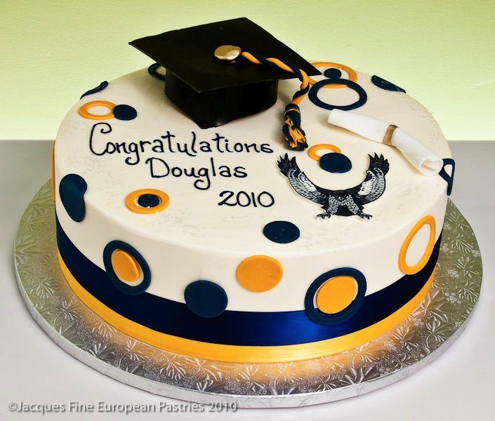 High School Graduation Cake Ideas