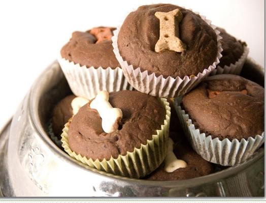 Homemade Dog Cupcake Recipes