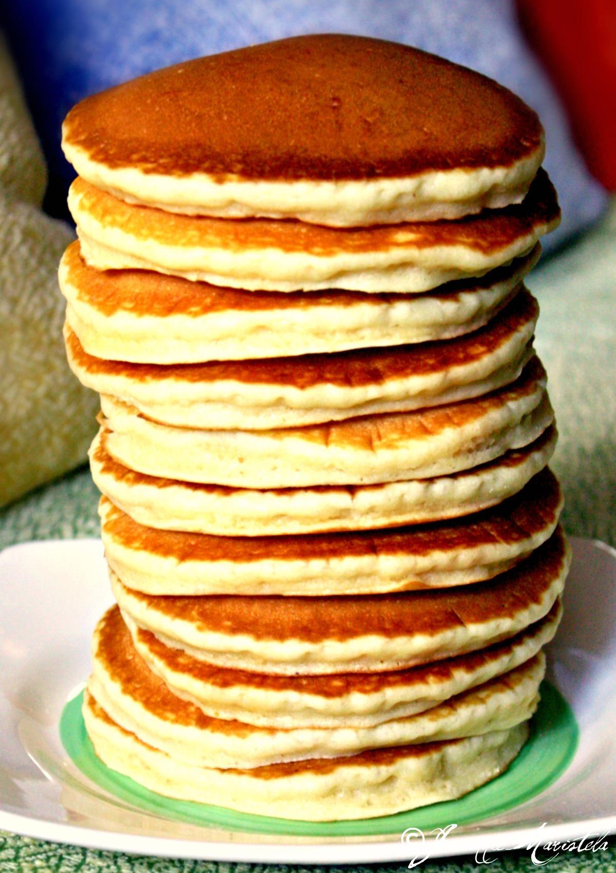 Light and Fluffy Pancake Mix