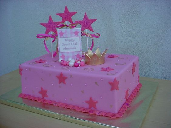 10 Photos of Beautiful Princess Sheet Cakes