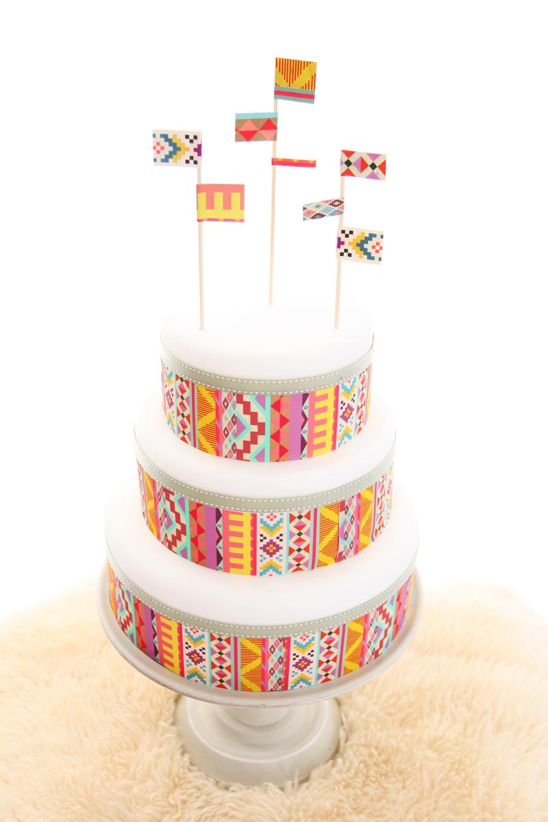 Printable Edible Cake Designs