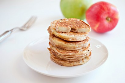 Apple Ring Pancakes Recipe