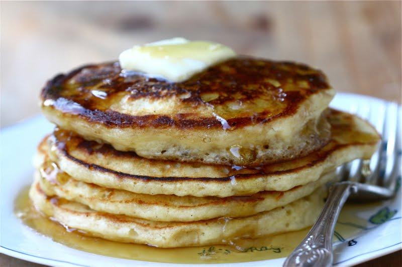 Best Buttermilk Pancakes