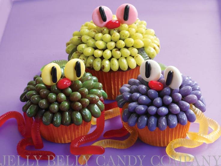 8 Photos of Karen Tack Cupcakes Halloween