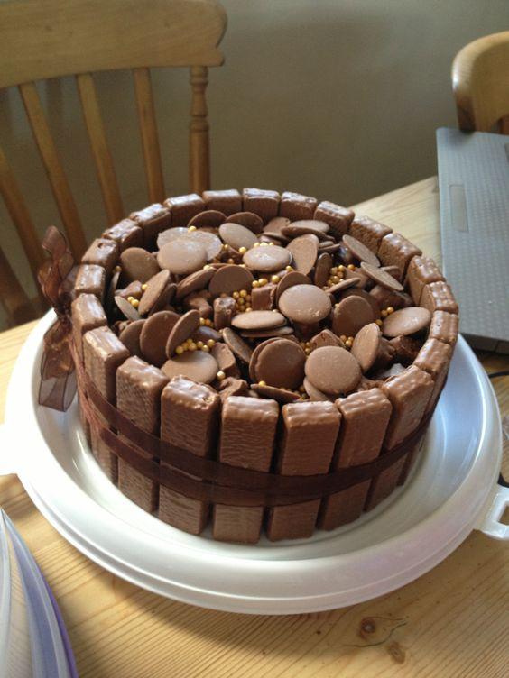 Easy Homemade Birthday Cakes