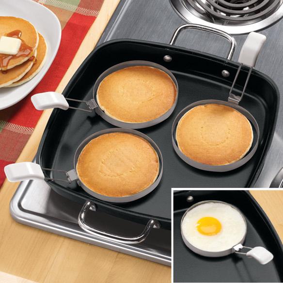 Egg Pancake Rings