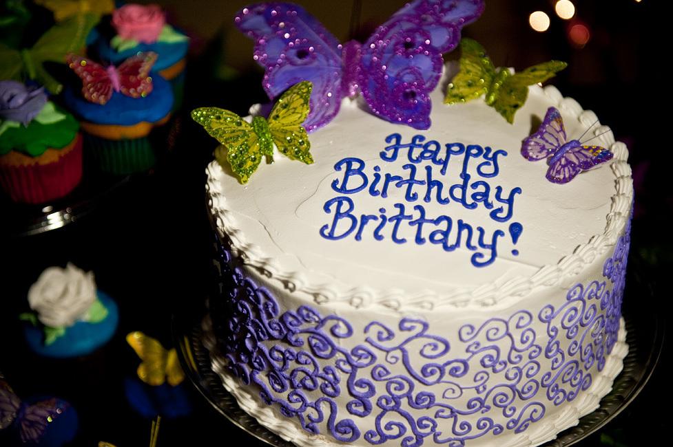 Happy Birthday Brittany