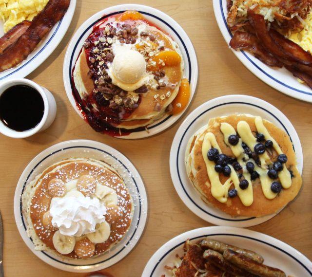 Ihop Pancakes Blueberry Lemonade