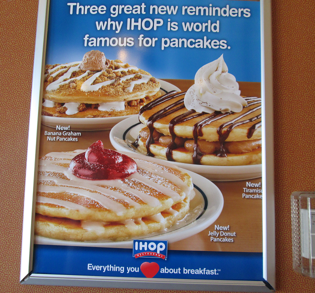 Ihop Signature Pancakes