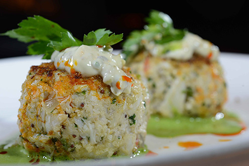 Lobster and Crab Cakes Recipes