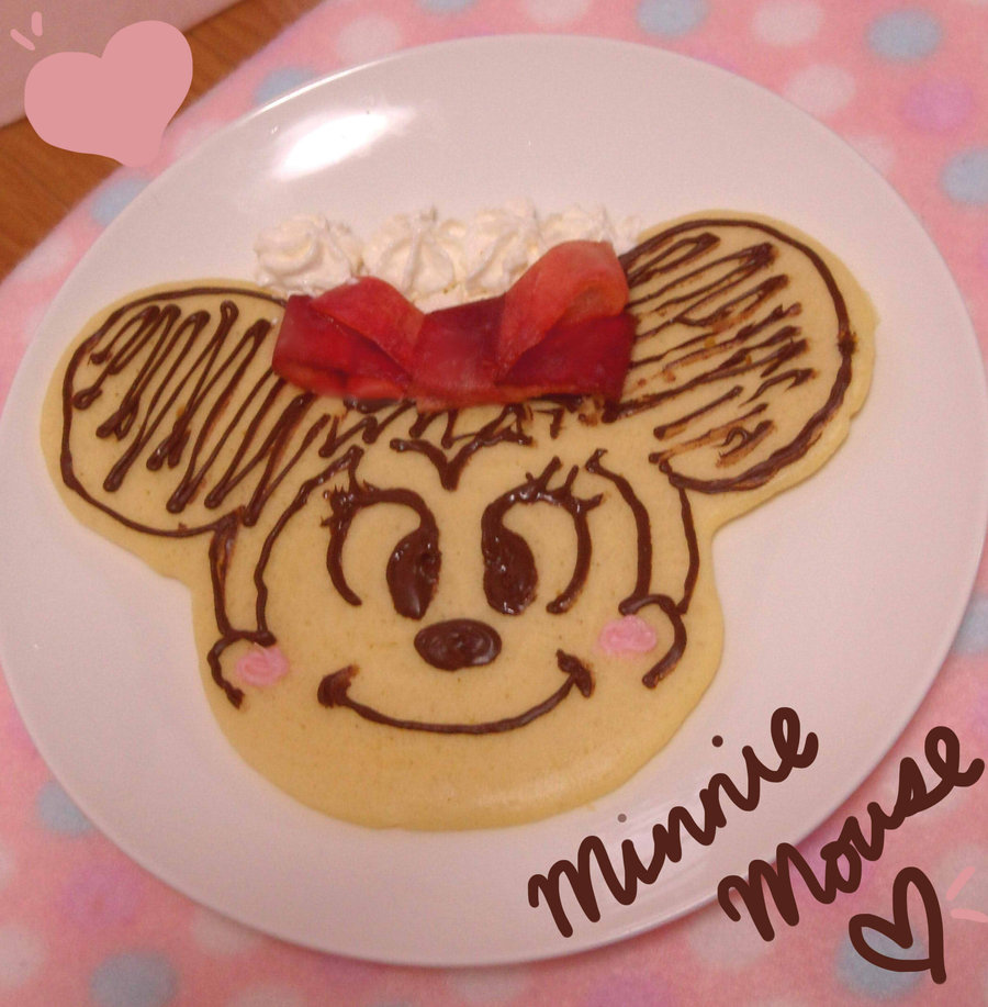 Minnie and Mickey Mouse Pancake Maker