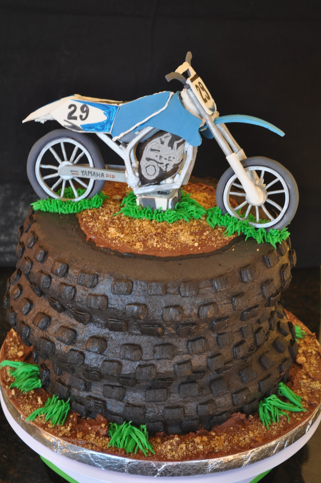 11 Photos of Moto Cross Cakes