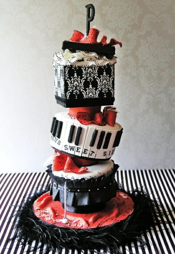 Music Birthday Cake Ideas
