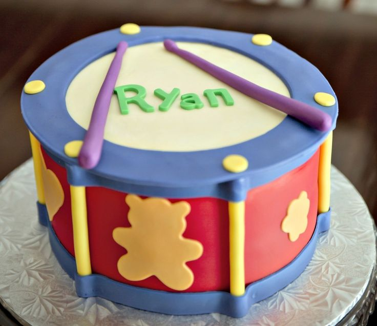 Music Themed First Birthday Party