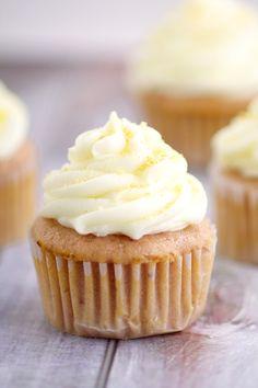 Strawberry Cream Cheese Cupcakes Recipe