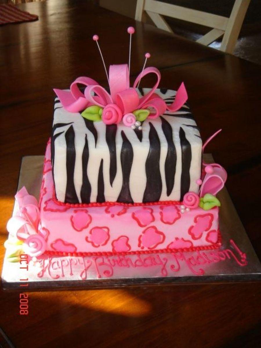 Twins Birthday Cakes - Birthday