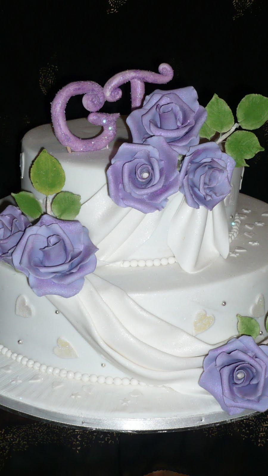 10th Anniversary Cake Ideas