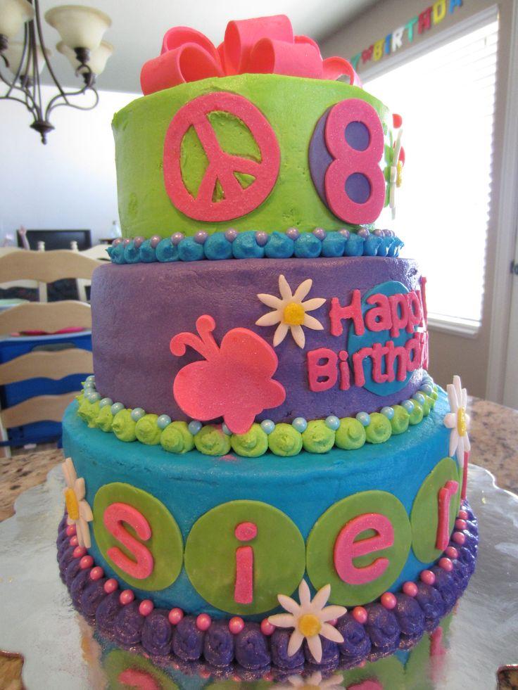 10 Photos of 8 Year Old Girl Birthday Cupcakes