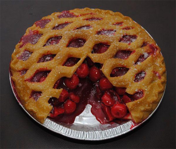 Cherry Pie Slice Missing