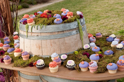 11 Photos of Wine Country Cupcakes