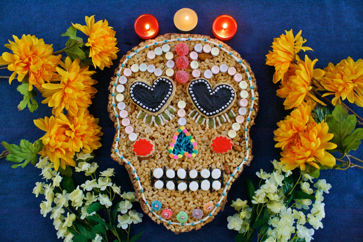 Day of the Dead Halloween Party Ideas