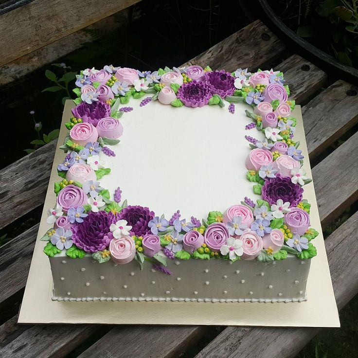 Decorated Sheet Cakes Designs