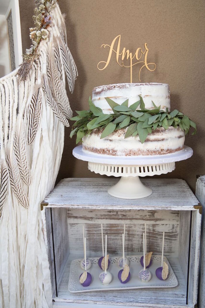French Country Bridal Shower Ideas