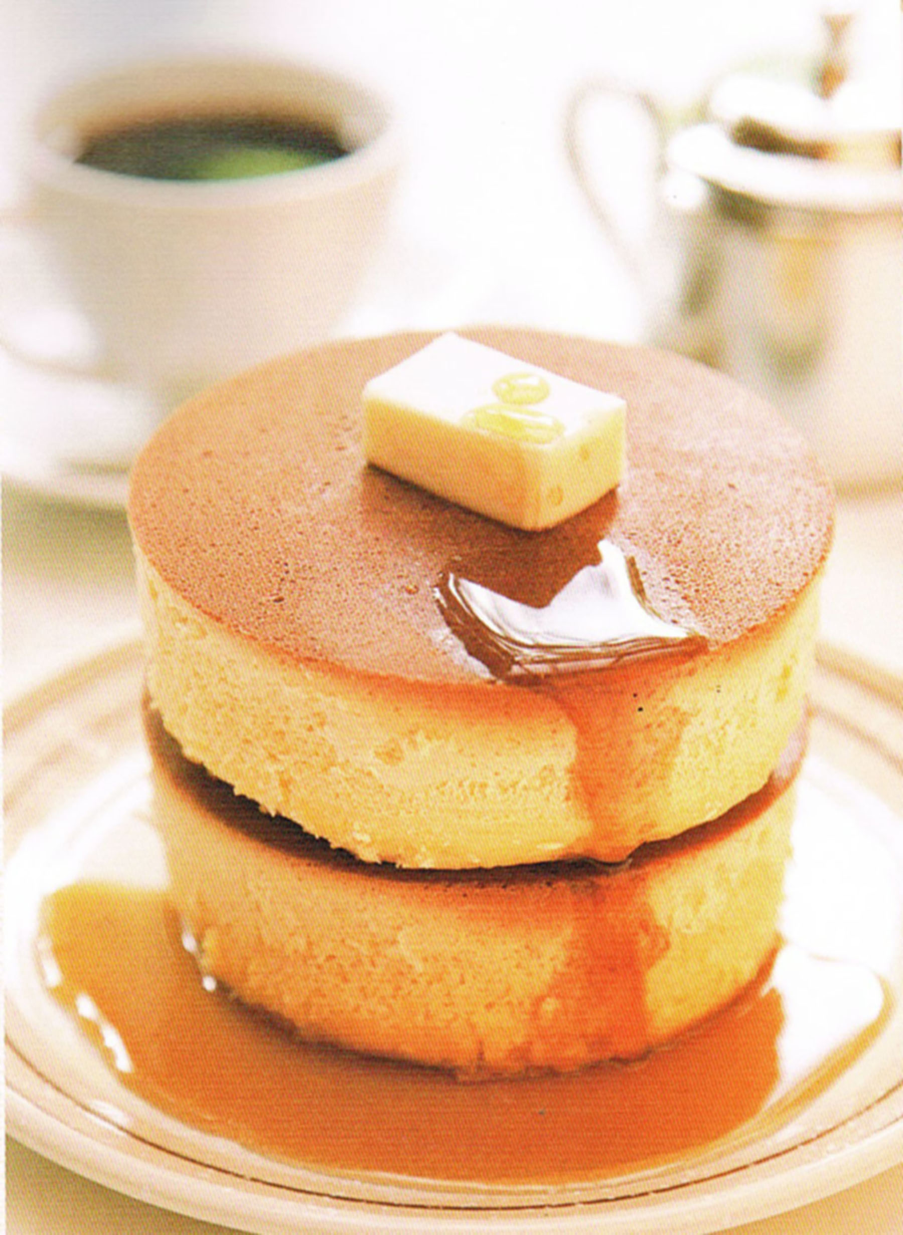 Japan Thick Fluffy Pancakes