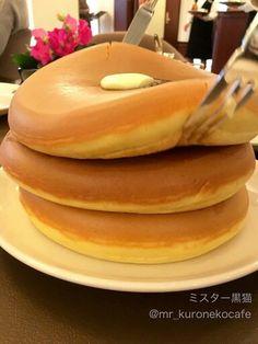 Japanese Rice Cooker Pancakes Fluffy