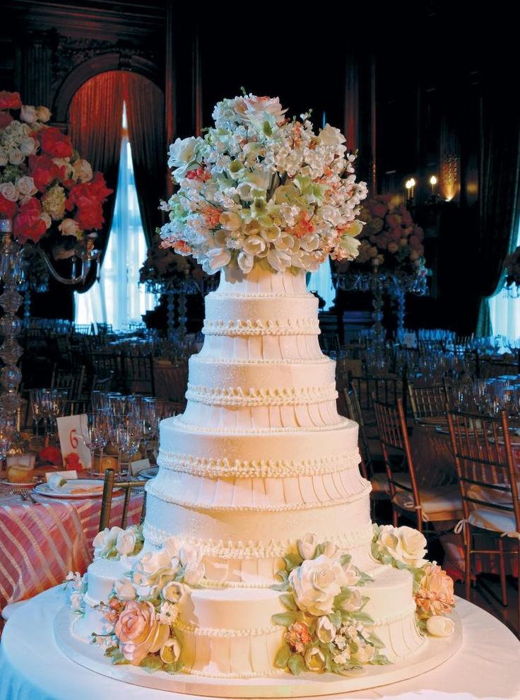 Sylvia Weinstock Wedding Cake