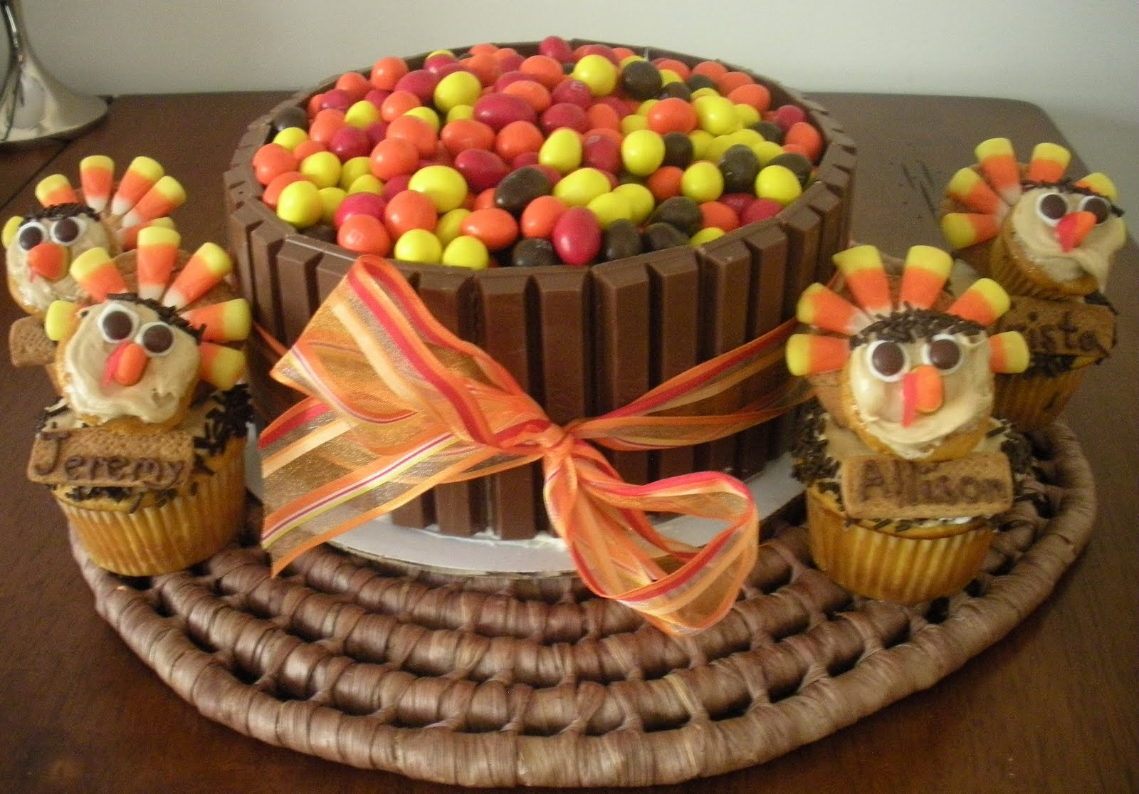 9 Photos of Thanksgiving Cakes Bakery